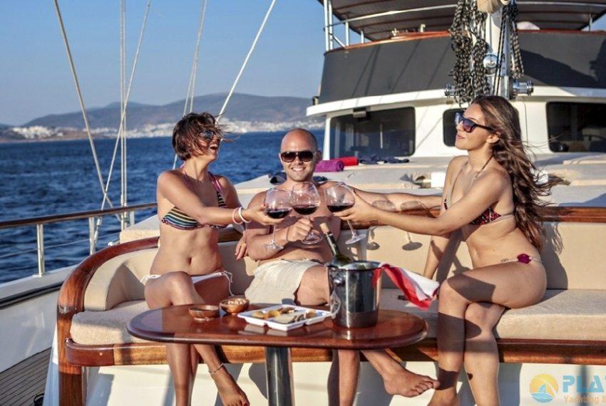 Oguz Bey Gulet Yacht Caicco 26