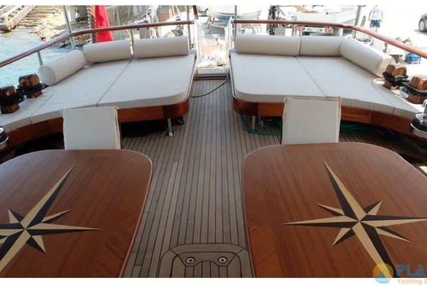 Oguz Bey Gulet Yacht Caicco 27