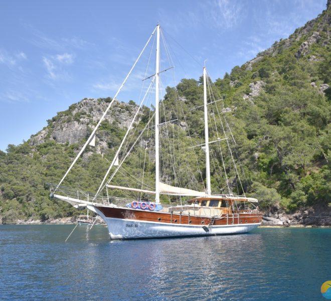 Susesi Gulet Yacht Caicco