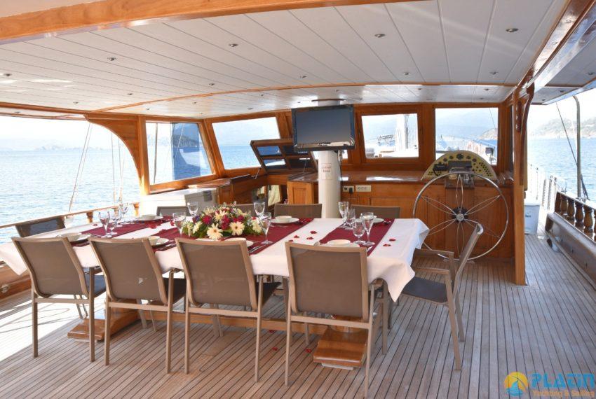 Susesi Gulet Yacht Caicco 06
