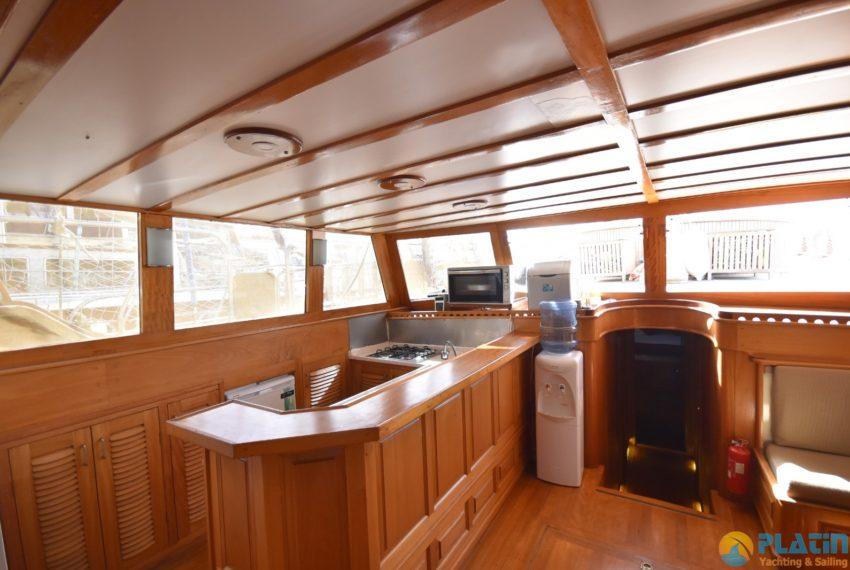 Susesi Gulet Yacht Caicco 08