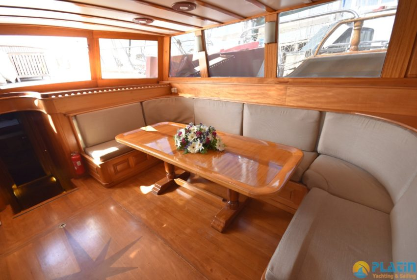 Susesi Gulet Yacht Caicco 11