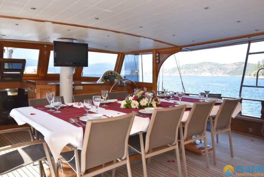 Susesi Gulet Yacht Caicco 16