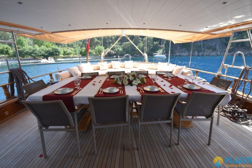 Susesi Gulet Yacht Caicco 17