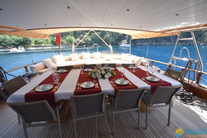 Susesi Gulet Yacht Caicco 18
