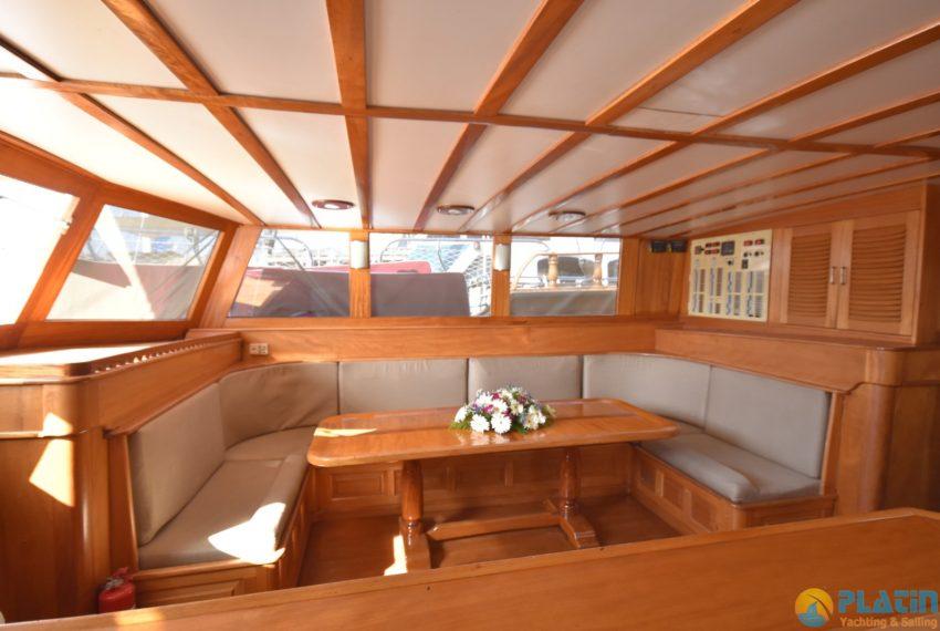 Susesi Gulet Yacht Caicco 19