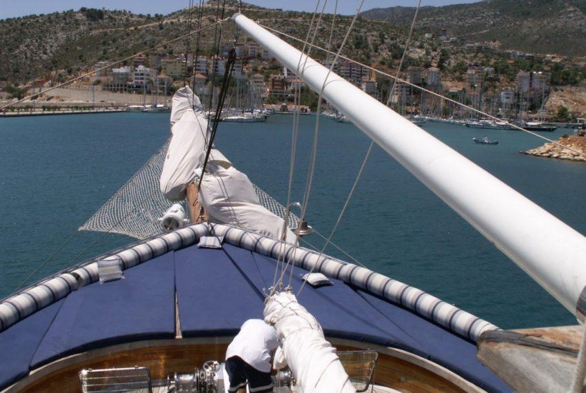 Grand Admiral Gulet Yacht Caicco 01