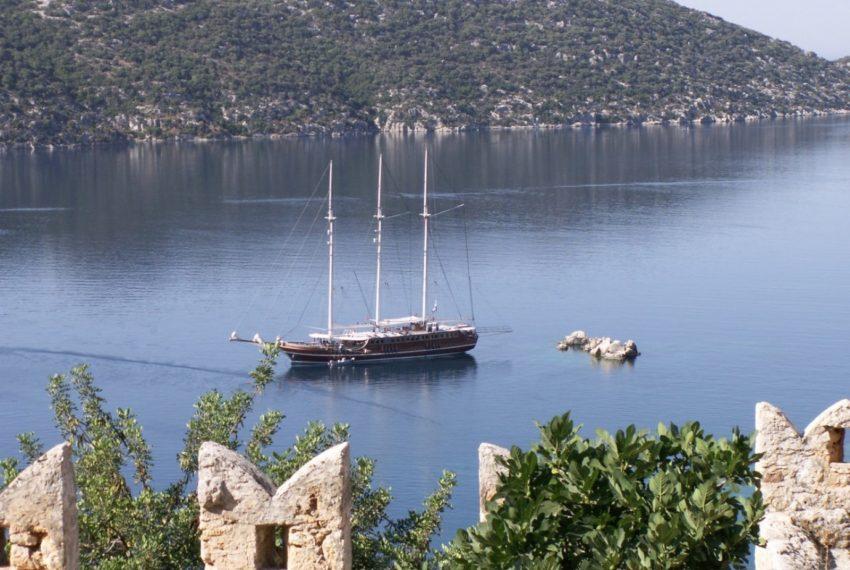Grand Admiral Gulet Yacht Caicco 02