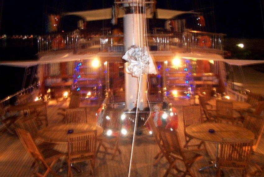 Grand Admiral Gulet Yacht Caicco 04