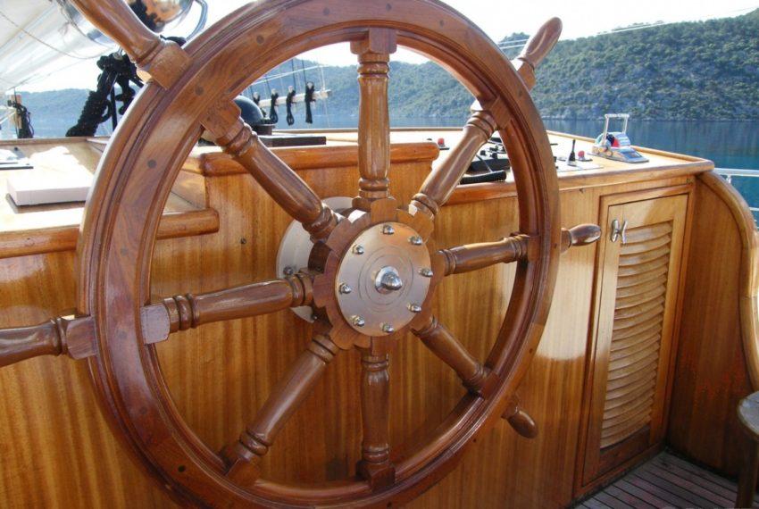 Grand Admiral Gulet Yacht Caicco 06