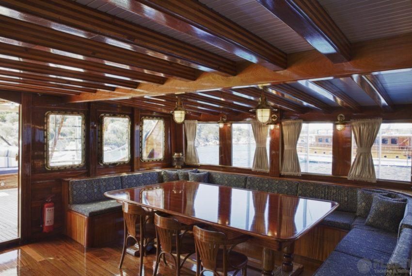 Grand Admiral Gulet Yacht Caicco 08
