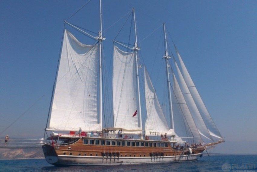 Grand Admiral Gulet Yacht Caicco 12