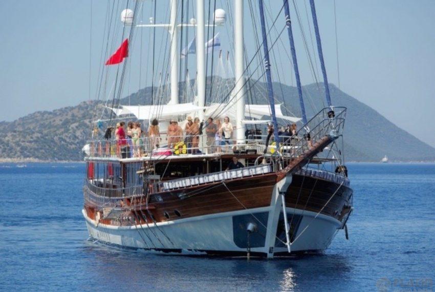 Grand Admiral Gulet Yacht Caicco 13