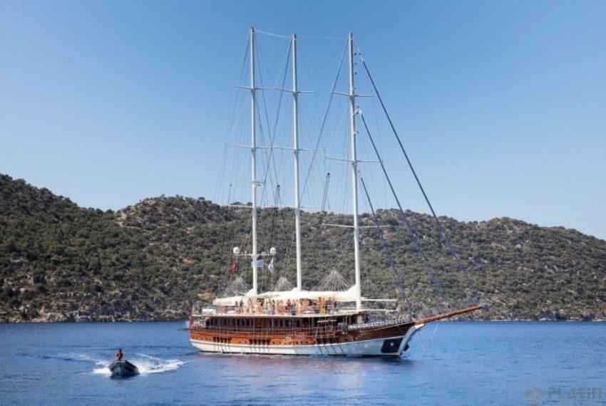 Grand Admiral Gulet Yacht Caicco 15