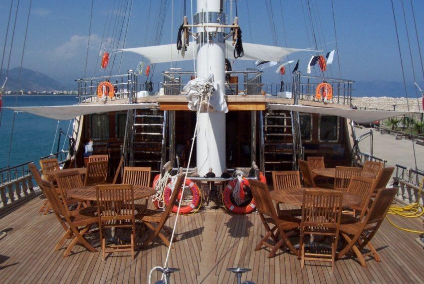 Grand Admiral Gulet Yacht Caicco 16