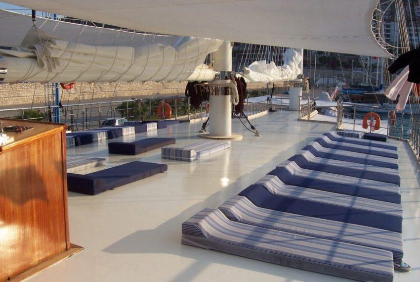 Grand Admiral Gulet Yacht Caicco 17