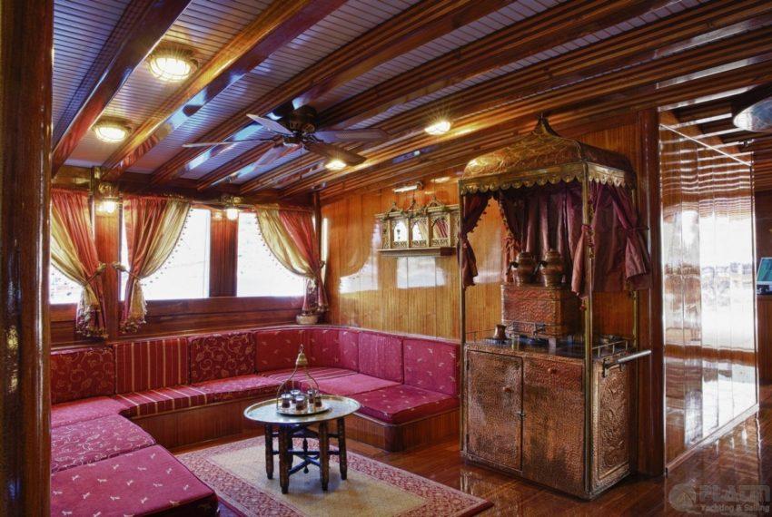 Grand Admiral Gulet Yacht Caicco 18