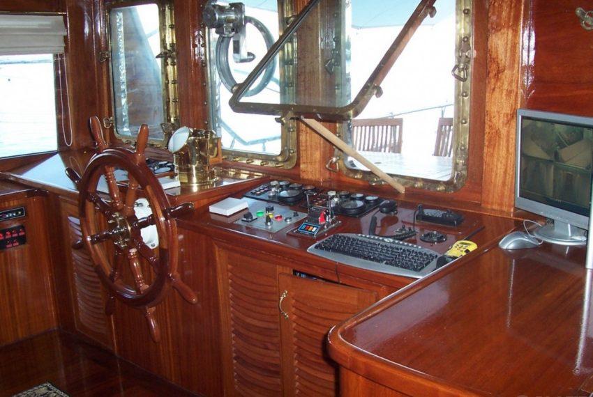 Grand Admiral Gulet Yacht Caicco