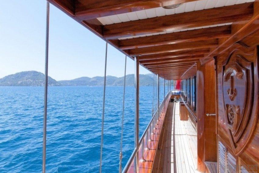 Grand Admiral Gulet Yacht Caicco 20