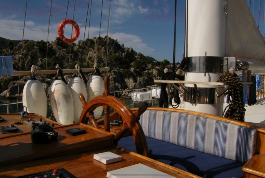 Grand Admiral Gulet Yacht Caicco 22