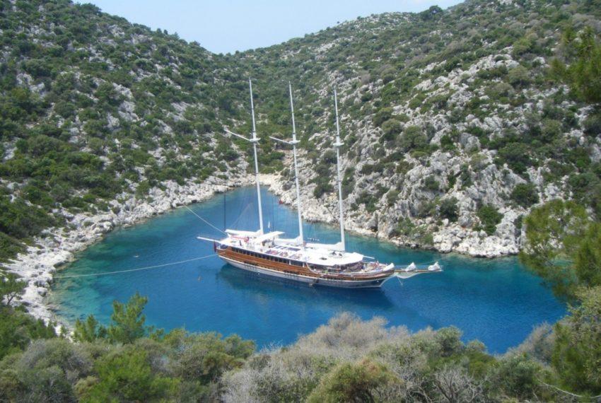 Grand Admiral Gulet Yacht Caicco 23