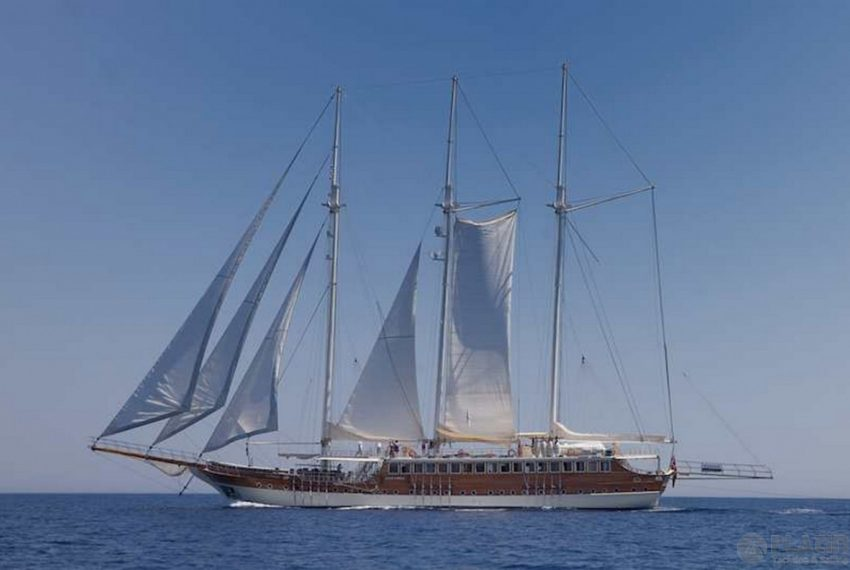 Grand Admiral Gulet Yacht Caicco 26