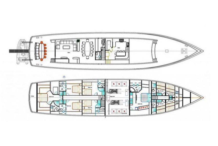 Gul Maria Gulet Yacht